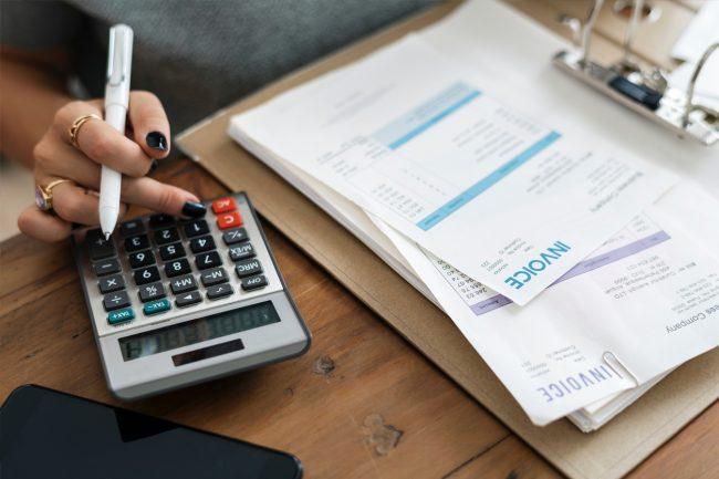 invoice medical bill